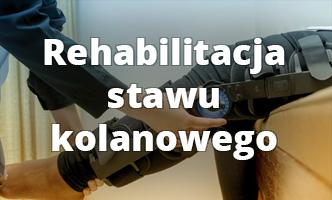 Treningi rehabilitacyjne na staw kolanowy
