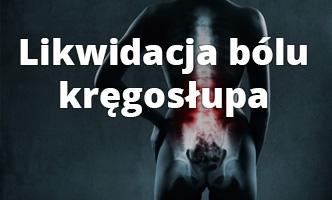 Treningi na zlikwidowanie bólu kręgosłupa