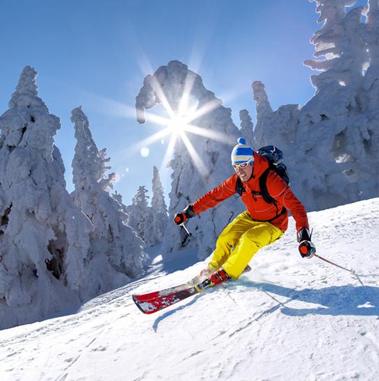 Treningi przygotowujące do sezonu narciarskiego i snowboardowego